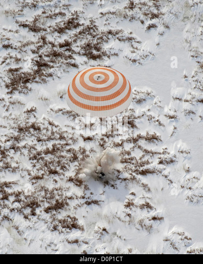 Expedition 22 Lands - Stock Image