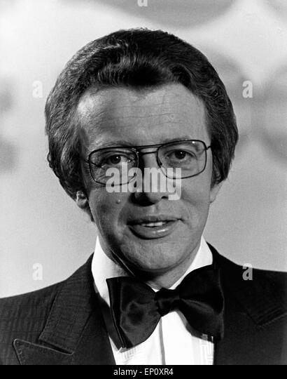 German showmaster and actor stock photos german for Hans dieter heck