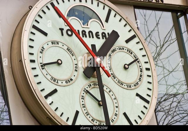 torneau time machine