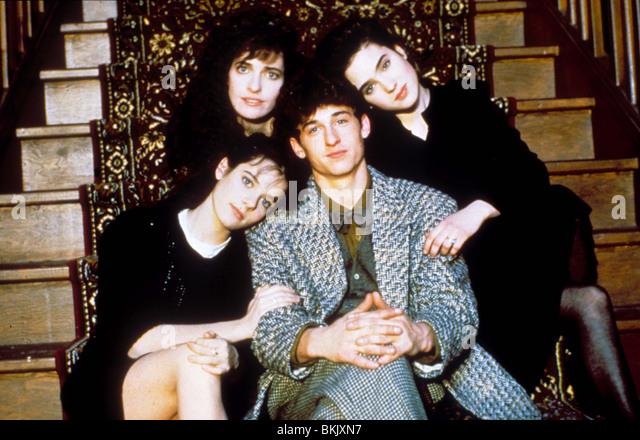 SISTERS -1988 PATRICK DEMPSEY - Stock Image