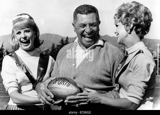 Vince Lombardi, General manager of the Green Bay Packers and one of the most successful head coaches in the history - Stock Image