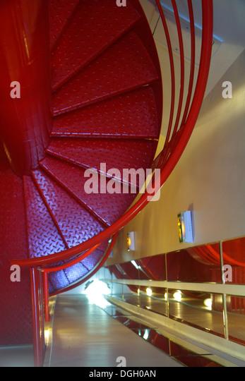 Circular staircase stock photos circular staircase stock for Boutique hotel 9th arrondissement