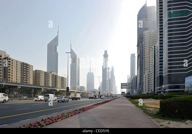 Motor city dubai stock photos motor city dubai stock for Hotels in motor city dubai