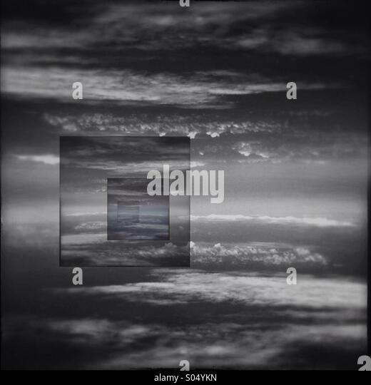 Abstract sky - Stock-Bilder