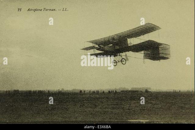 Farman AircraftStock Photos and Images