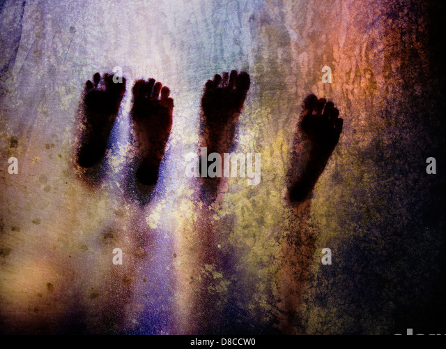 Touched by your presence - Stock-Bilder