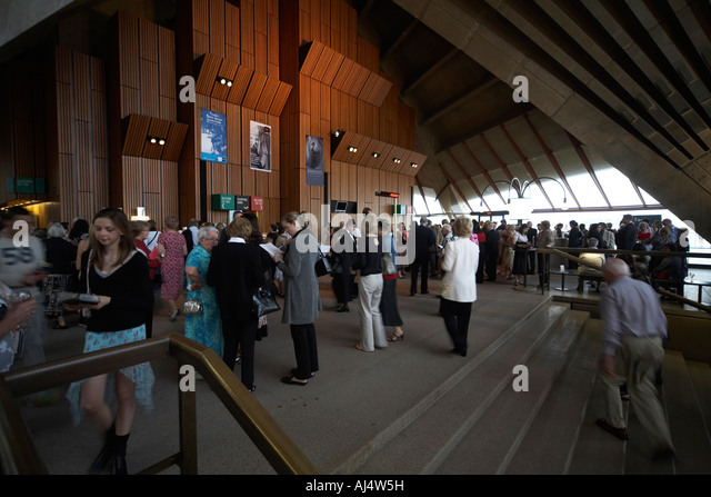 Opera House Western Foyer : Australia ballet stock photos