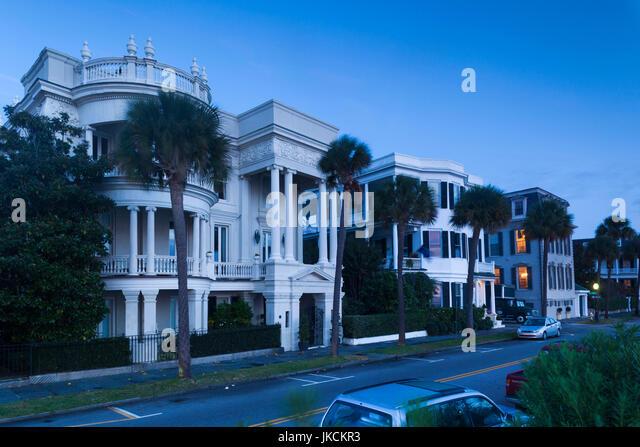 Charleston Car Parking Waterfront