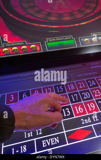 betting machine