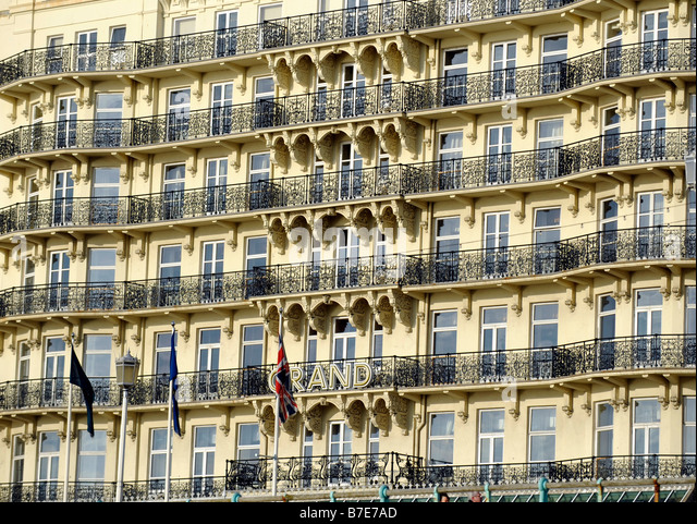 Grand Hotel Brighton Refurbishment