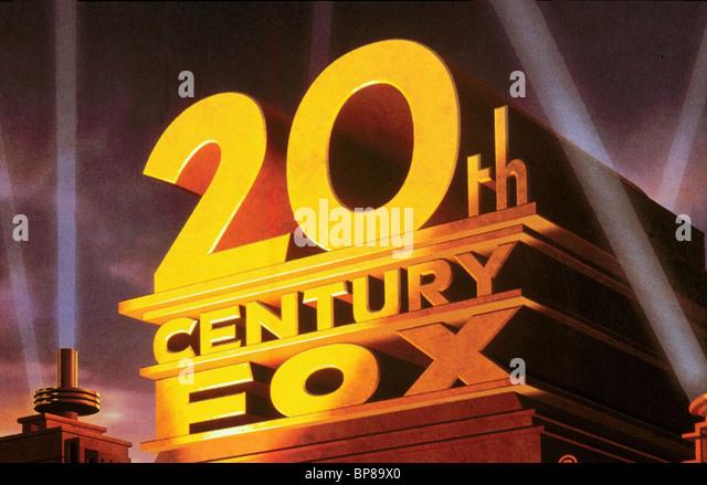 20TH CENTURY FOX LOGO 20TH CENTURY FOX (1970) - Stock Image