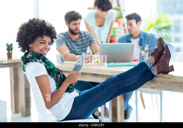 Feet On Table Stock Photos Amp Feet On Table Stock Images