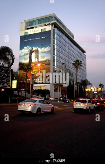 hotels on sunset strip