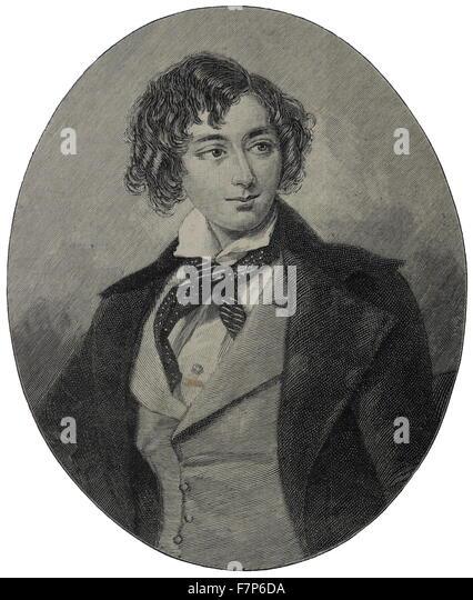 Benjamin DISRAELI - 1804-1881 - Stock Image