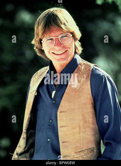 JOHN DENVER COUNTRY MUSICIAN (1974) - Stock Image