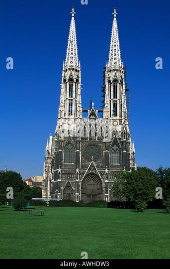The Ring Vienna S Casual Luxury Hotel Vienna: Votivkirche Stock Photos & Votivkirche Stock Images