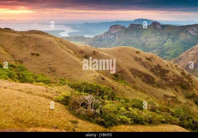 Landscape in Altos de Campana National Park, Panama province, Republic of Panama. © Øyvind Martinsen - Stock-Bilder