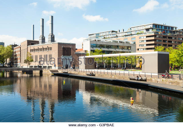Grotekerkplein, Rotterdam, 2016 - Stock Image