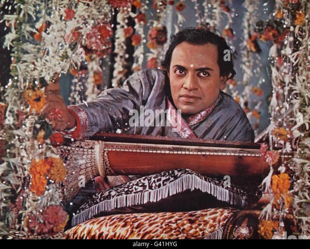 The Guru, USA/Indien 1969, Regie: James Ivory, Darsteller: Utpal Dutt - Stock-Bilder