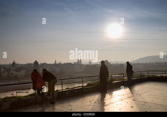 Prague, Czech Republic - Stock Image
