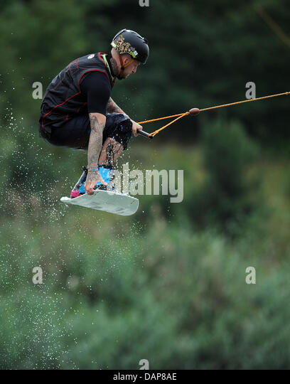 Waterski stock photos waterski stock images alamy for Seidel garbsen