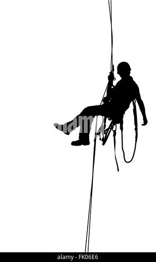 Climbing Rope Black And White Stock Photos Amp Images Alamy