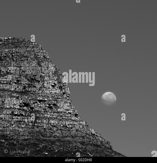 Cape Town 2014 - Stock Image