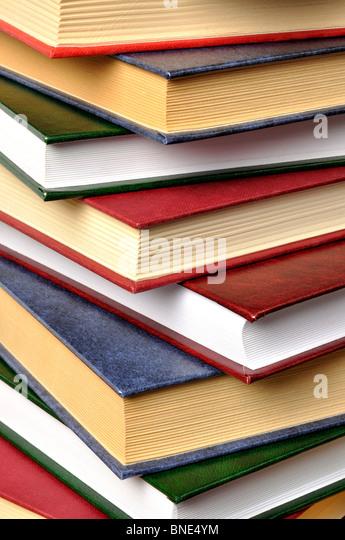 Books - Stock Image