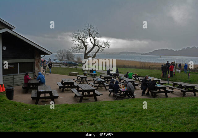 Chew Valley Lake Car Park