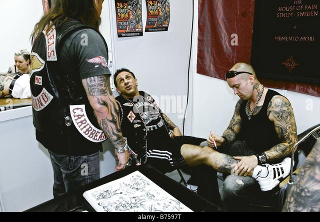 Gang Tattoo Stock Photos Amp Gang Tattoo Stock Images