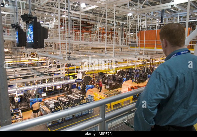 Ford Motor Company Assembly Line Stock Photos Ford Motor