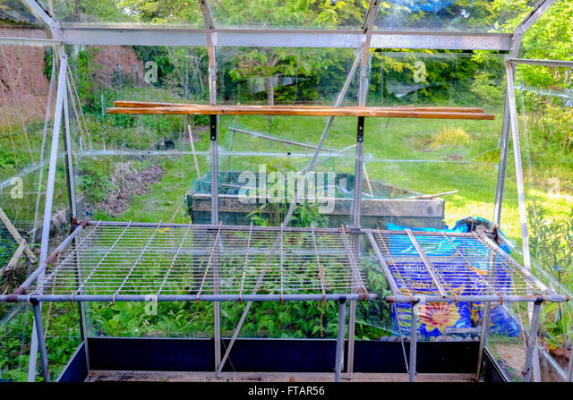 greenhouse staging stock photos greenhouse staging stock images alamy. Black Bedroom Furniture Sets. Home Design Ideas
