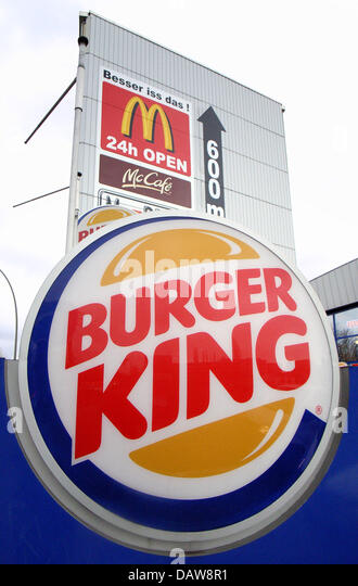 Mcdonalds Leading Fast Food Restaurant