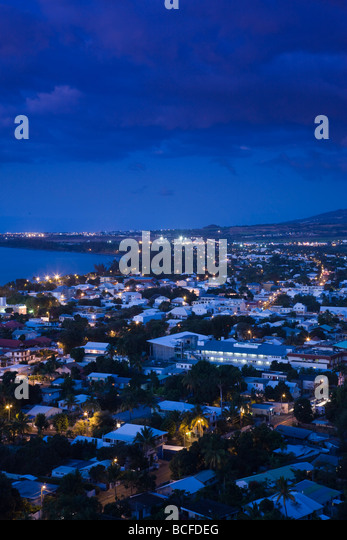 Reunion Island, St-Paul - Stock Image