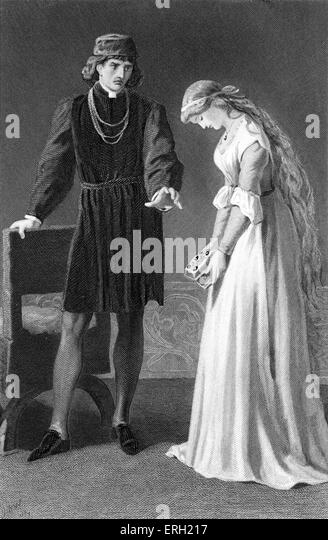 an examination of a scene in the play hamlet by william shakespeare Hamlet william shakespeare hamlet, shakespeare's most famous and haunting play,  these monologues engage in an almost philosophical examination of mortality,.