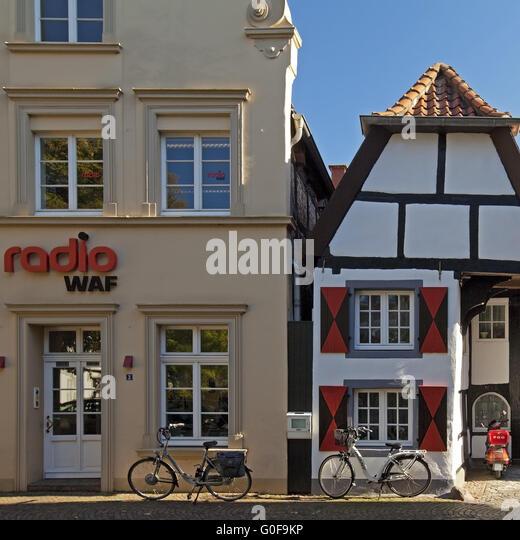 zwei BBC Warendorf(North Rhine-Westphalia)