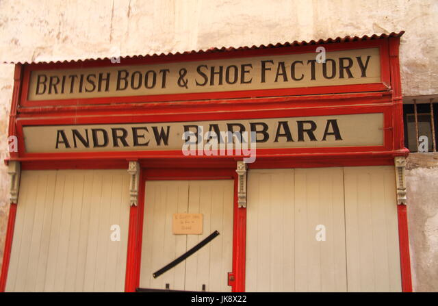 Shoe Shops Valletta Malta