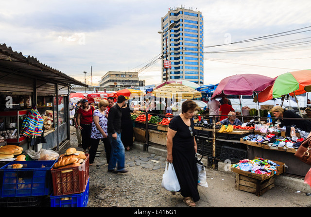 Georgia Tbilisi Flea Market Stock Photos Georgia Tbilisi: Tbilisi Market Stock Photos & Tbilisi Market Stock Images