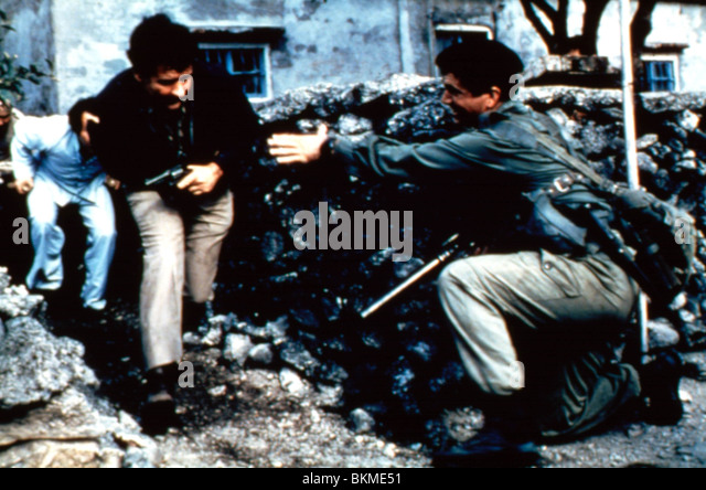 ATTACK FORCE Z (1982) MEL GIBSON AKFZ 001-05 - Stock Image