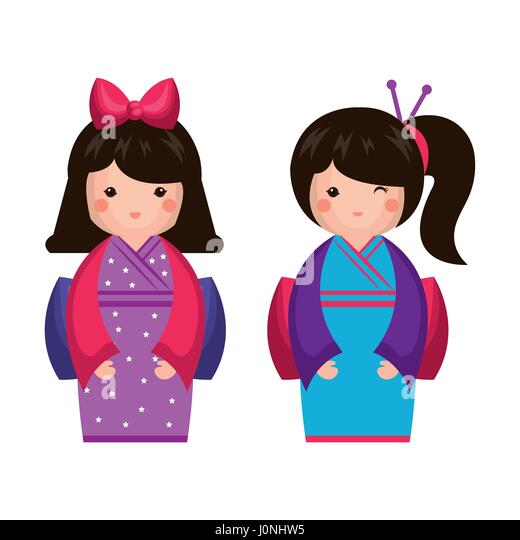 geisha doll japan kimono stock photos amp geisha doll japan