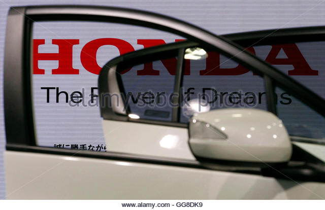 Reputation crisis stock photos reputation crisis stock for Honda motor company stock
