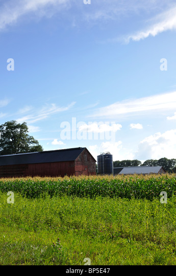 Barn ct stock photos barn ct stock images alamy Usa countryside pictures