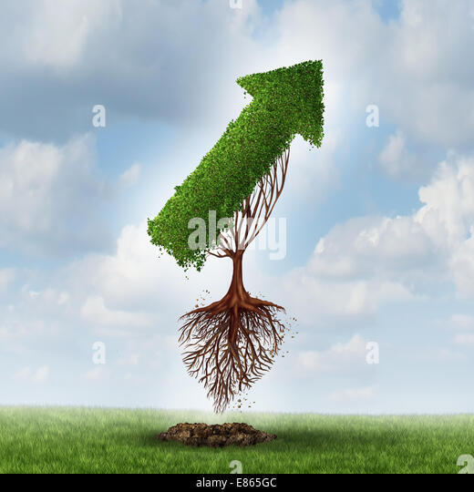 New horizon concept and looking for new business opportunities for growth and success by changing environment and - Stock Image