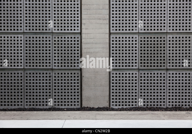 Train station, abstract - Stock Image