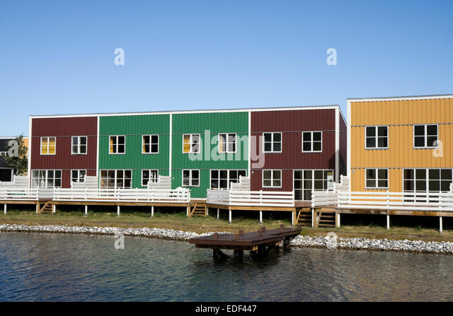Ebeltoft jutland denmark stock photos ebeltoft jutland denmark stock images alamy - The jutland small house ...