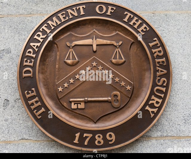 Us Treasury Stock Photos & Us Treasury Stock Images - Alamy