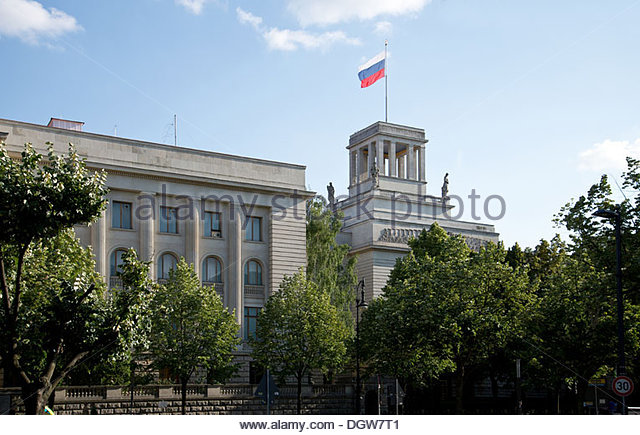 embassy in germany russian