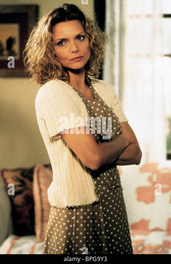MICHELLE PFEIFFER A THOUSAND ACRES (1997) - Stock Image