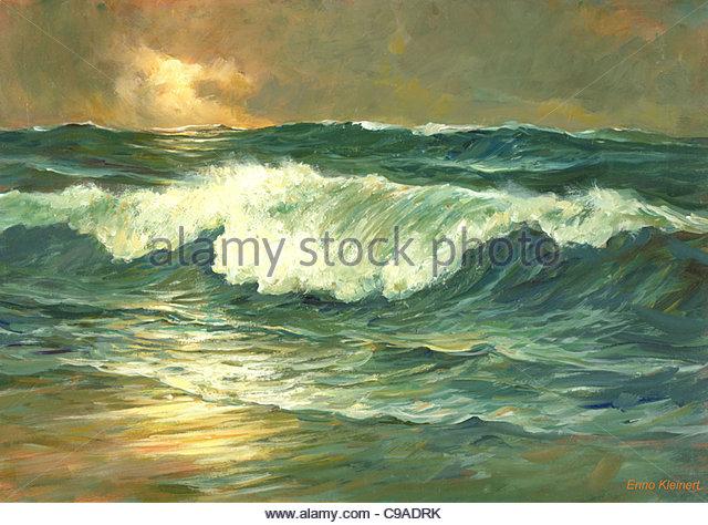 surf - Stock Image