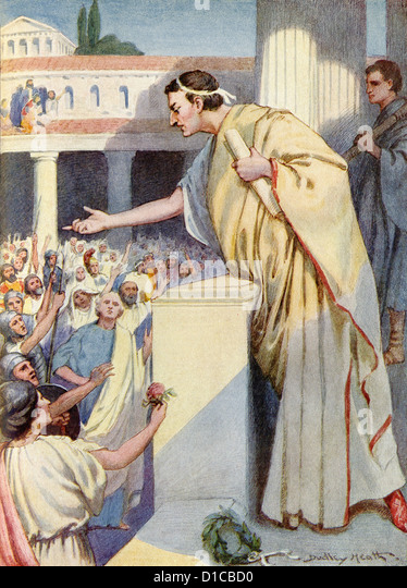 marcus tullius cicero assassination His father, marcus tullius cicero, was an equestrian while his mother,  cicero  uncovered a plot to assassinate him and overthrow the roman.